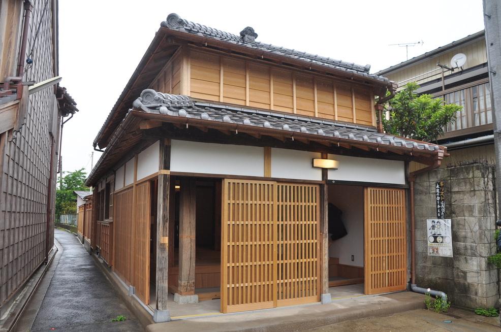 旧飯田家(その1)