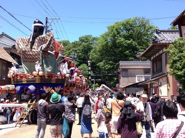 三国祭_三国神社のサムネイル画像